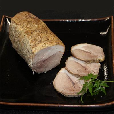 【ふるさと納税】那須三元豚 ローストポークに西京味噌漬けをセットで【1006182】