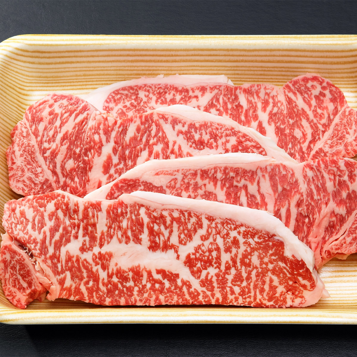 【ふるさと納税】日光高原牛サーロインステーキ200g×4枚入