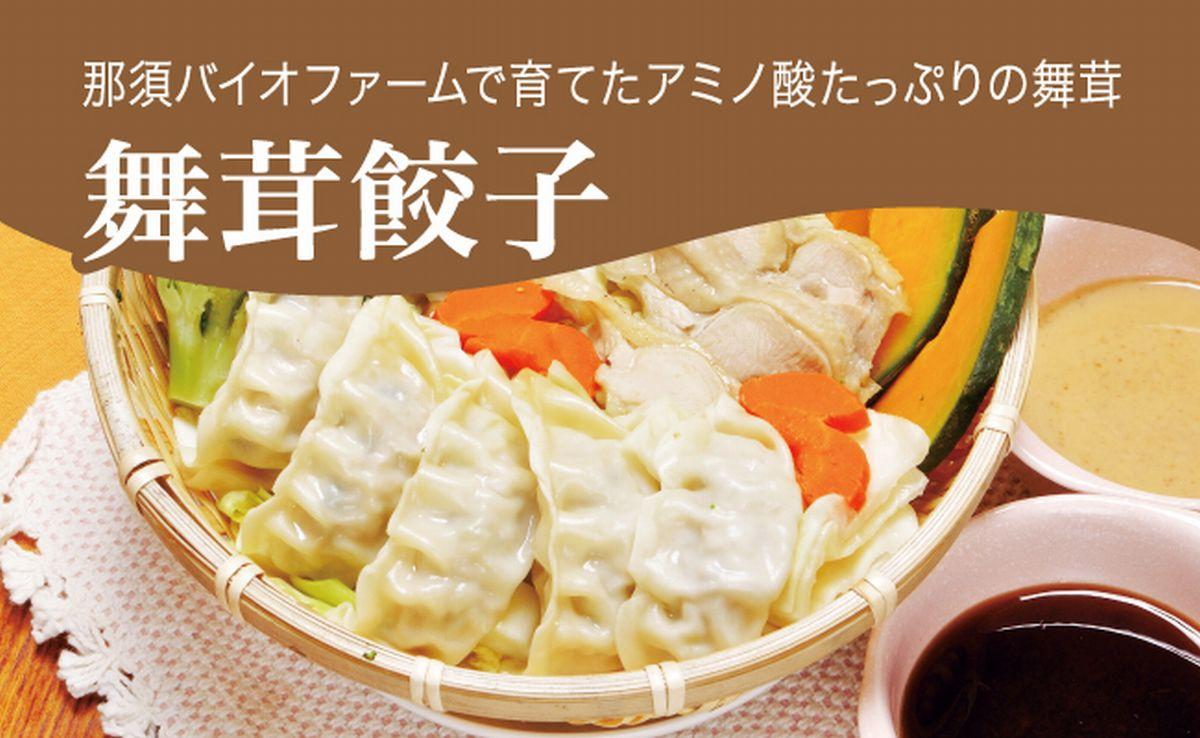 【ふるさと納税】舞茸餃子 960g(48個)