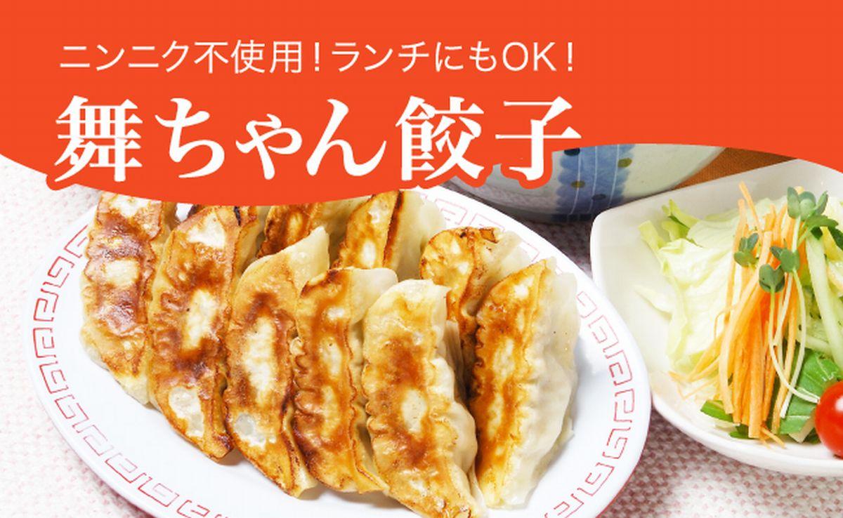 【ふるさと納税】舞ちゃん餃子 960g(48個)