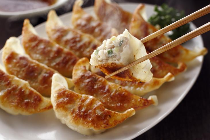 【ふるさと納税】肉・野菜・生姜餃子食べ比べ90個セット (計1.5kg) + オリジナルたれ1本※2020年2月以降発送
