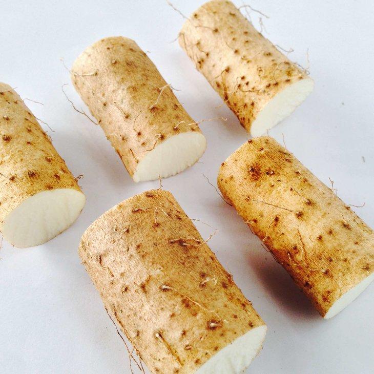 【ふるさと納税】〔D-36〕自然薯の種芋「切種芋」30個 【予約品】※3月上旬頃から順次発送予定