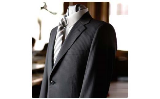 【ふるさと納税】E-17 オーダーメイドスーツのお仕立て券(10万円分)