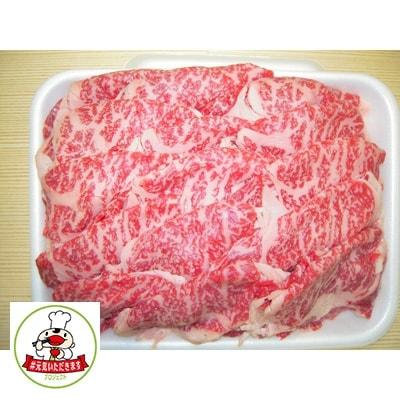 【ふるさと納税】【#元気いただきますプロジェクト】上州牛リブローススライス薄切り(2.2kg)【1123260】