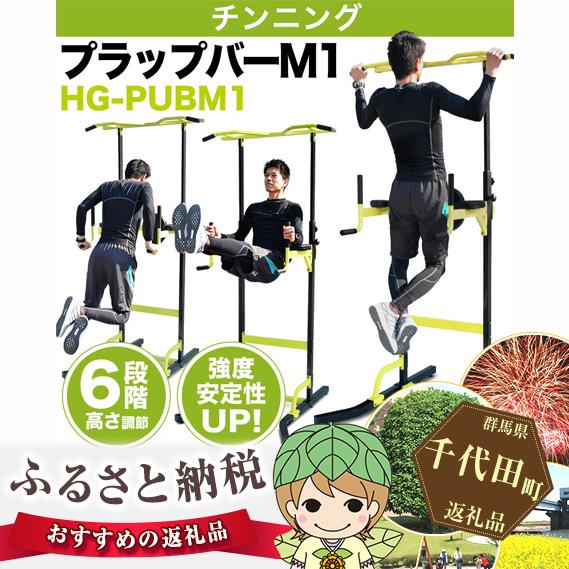 【ふるさと納税】No.067 チンニング&ディップススタンド プラップバーM1 HG-PUBM1