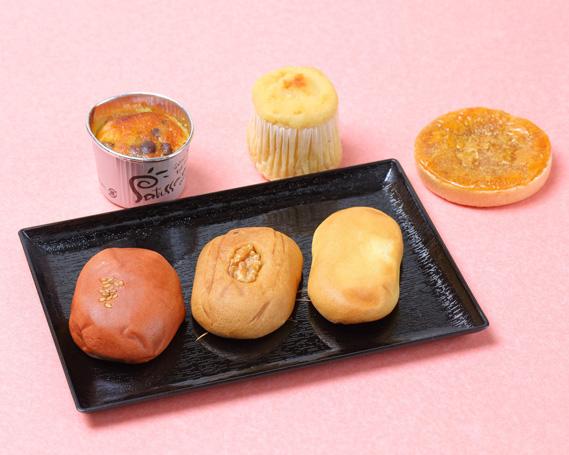 【ふるさと納税】No.113 太白芋のお菓子詰合せ