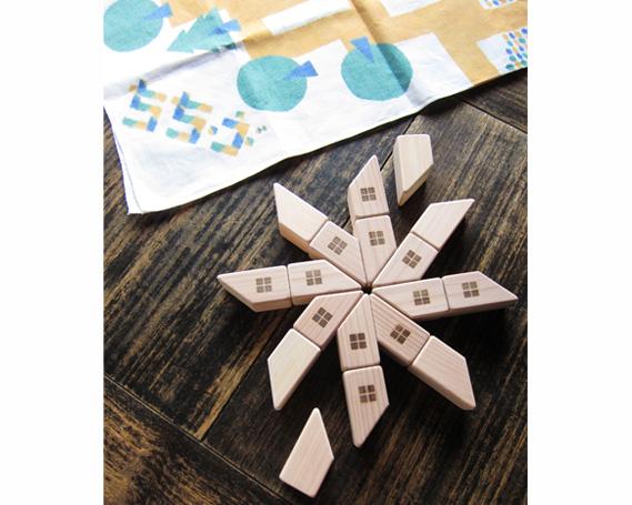【ふるさと納税】No.133 秩父市産の木のおもちゃ TUMICCO