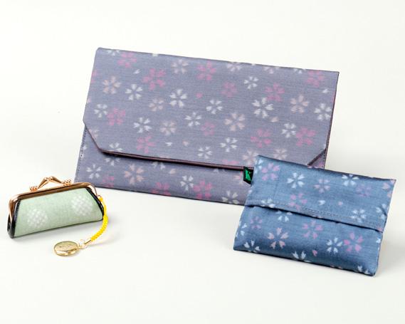 【ふるさと納税】No.136 秩父銘仙セット / 伝統的な織物