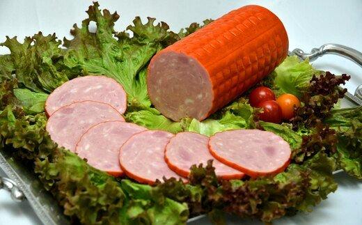 良質な豚肉のみで製造 業務用でしか入手できない ブロックタイプのチョップドハム ふるさと納税 信憑 期間限定特別価格 11211-0133 チョップドハム 2kg まるごと1本