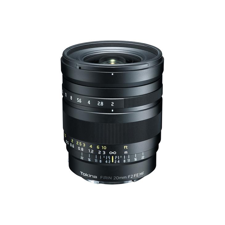 ふるさと納税 フルサイズ用広角単焦点レンズ 好評 FiRIN 20mm F2 FE Eマウント Sony MF 2020モデル
