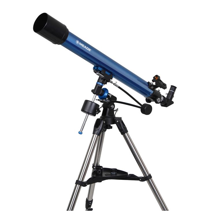 【ふるさと納税】天体望遠鏡 MEADE EQM-70