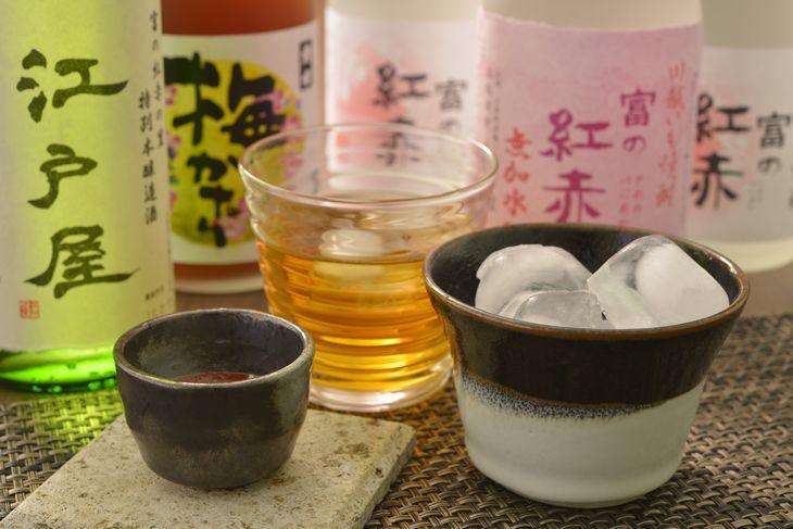 【ふるさと納税】富の川越いも焼酎セット(5本)