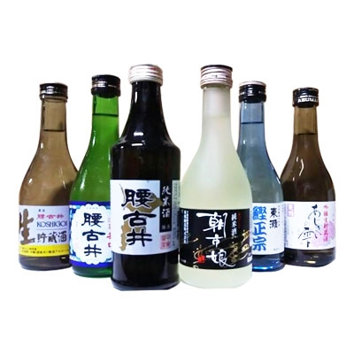 【ふるさと納税】勝浦 地酒 300mlセット【1061261】
