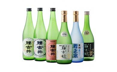 【ふるさと納税】地酒飲み比べセットA