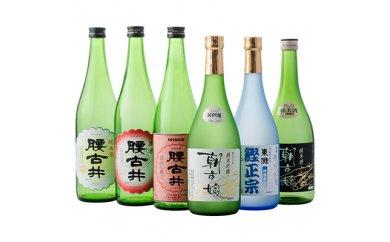 【ふるさと納税】地酒飲み比べセットC