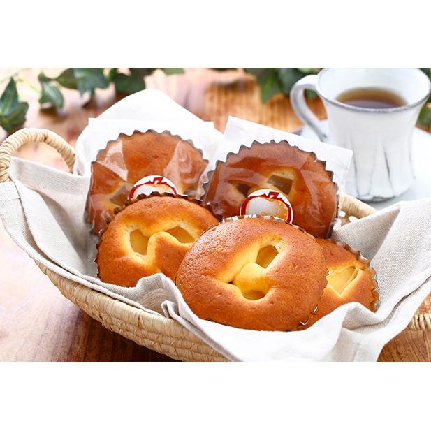 【ふるさと納税】お子様に お茶うけに★ふっくらやさしい梨ケーキ 【お菓子·スイーツ·梨ケーキ·ケーキ·梨】