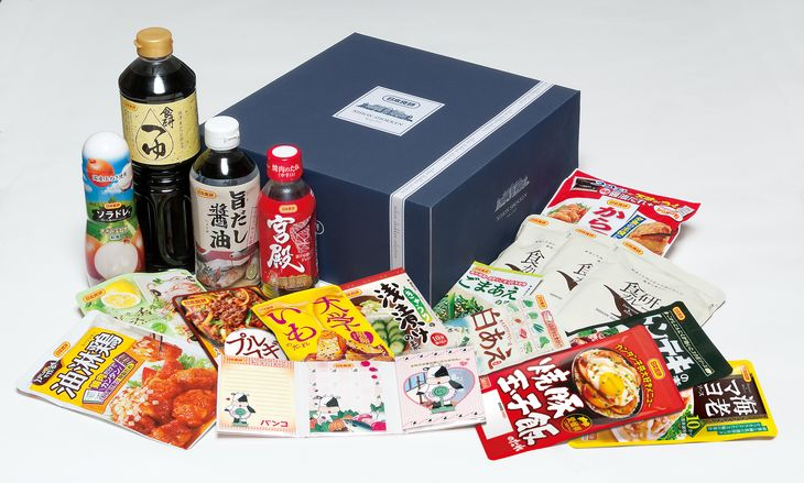 【ふるさと納税】20-2 日本食研(株) 宮殿ギフト