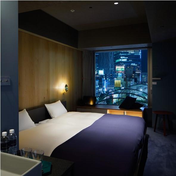 【ふるさと納税】渋谷に泊まる[sequenceMIYASHITAPARK]ペア1泊ご宿泊券朝食付(Twinルーム)2020年8月1日NEW OPEN