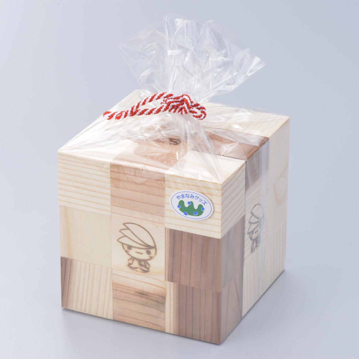【ふるさと納税】ミウルの「森のパズル」 ☆神奈川県「やまなみグッズ」認定品です!!
