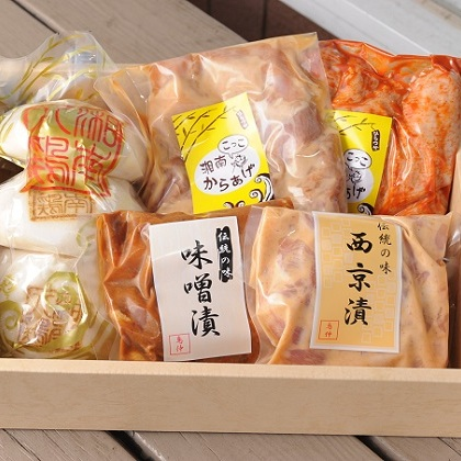 【ふるさと納税】【湘南平塚の鶏専門店】鳥仲商店特選グルメセット 【お肉・鶏肉・肉の加工品】