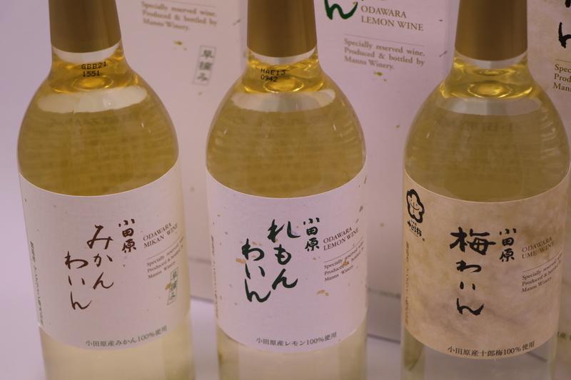 【ふるさと納税】城下町小田原の飲み比べわいんCセット(3本セット)