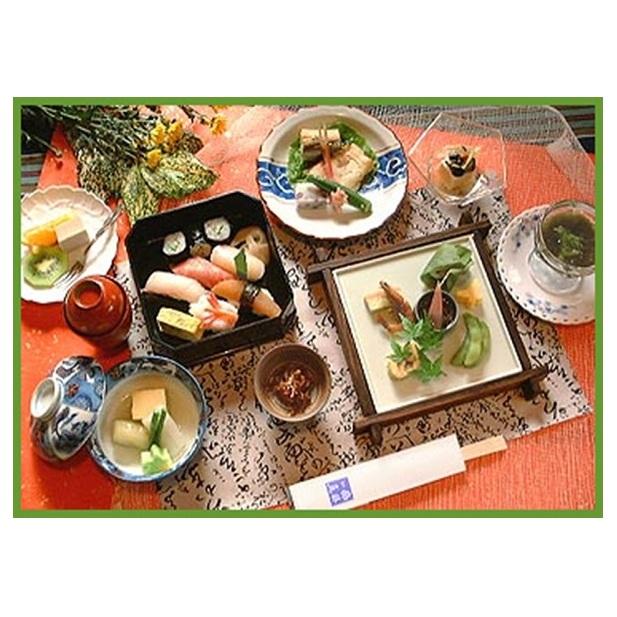 【ふるさと納税】【逗子魚勝】寿司コース 【お食事券・チケット】