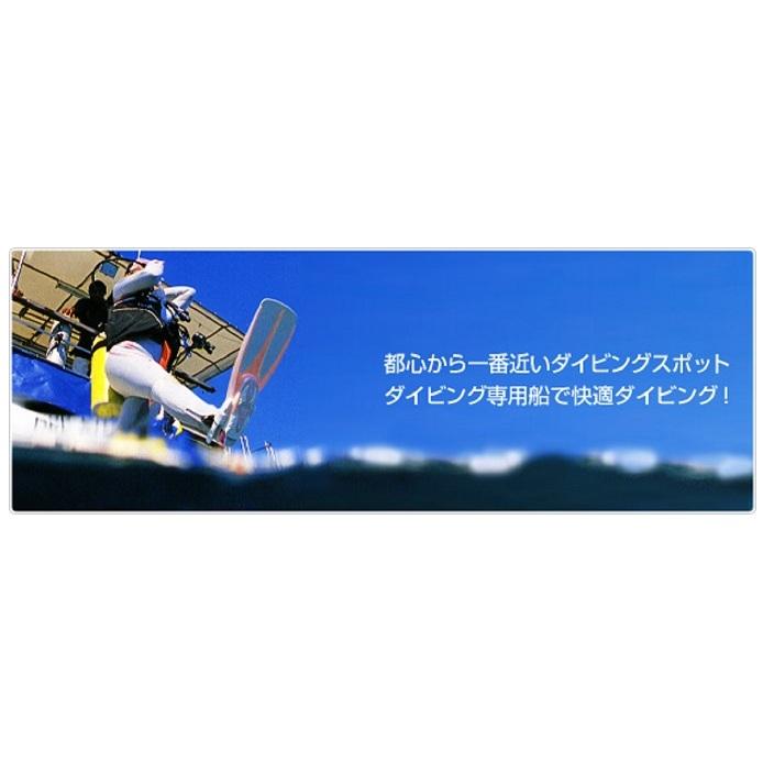 【ふるさと納税】逗子・葉山ダイビングリゾート(小坪)で使えるご利用割引券B 【体験チケット】