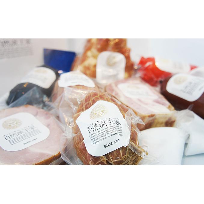 数量は多 公式サイト 神奈川県綾瀬市 ふるさと納税 骨付きハム入りハムたくさんセット8点入り お届け:※12月下旬~1月中旬の間はお届けが出来ません お肉
