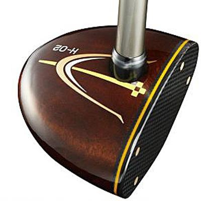 【ふるさと納税】ホンマパークゴルフクラブ「H-02」1本【1058257】