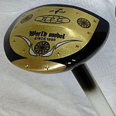 【ふるさと納税】パークゴルフクラブ「SPG-188Wmps」【サファイヤブラック/85cm/540g】1本【1058263】