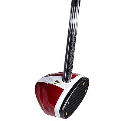 【ふるさと納税】パークゴルフクラブ「B.B.B HIP-UP45°α」女性用(83cm/510g)【1058331】