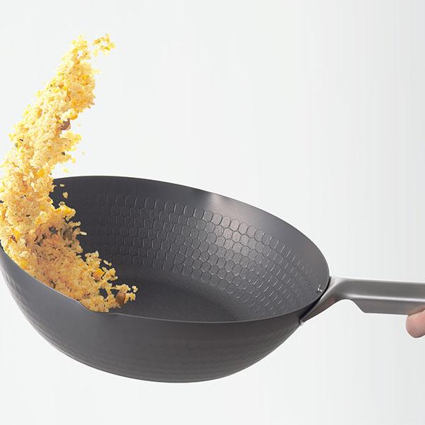ふるさと納税 015P056 売れ筋ランキング eN IH対応 中華鍋 上質 28cm 中華炒め鍋