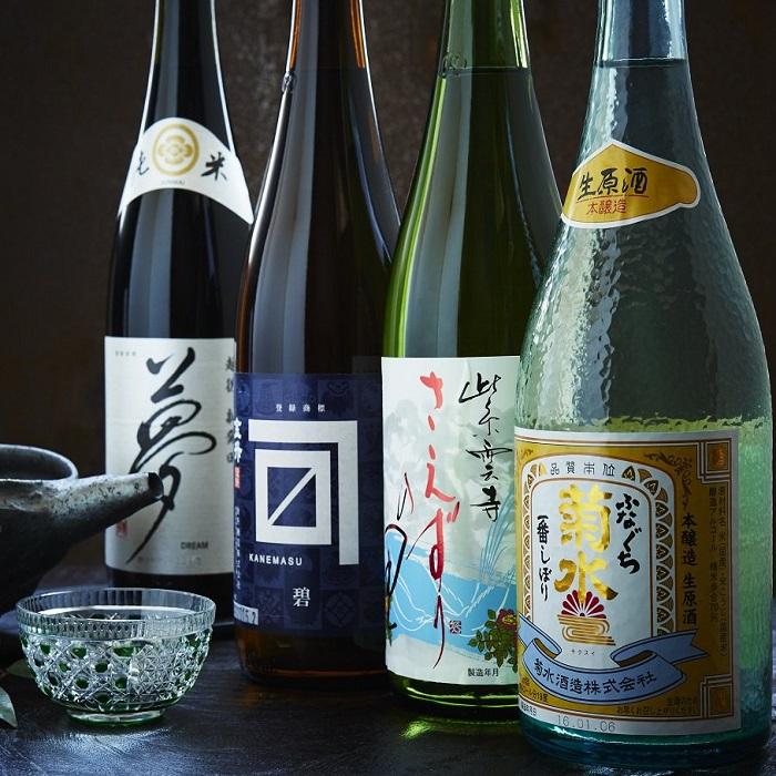 【ふるさと納税】E01新発田の蔵元飲み比べセット
