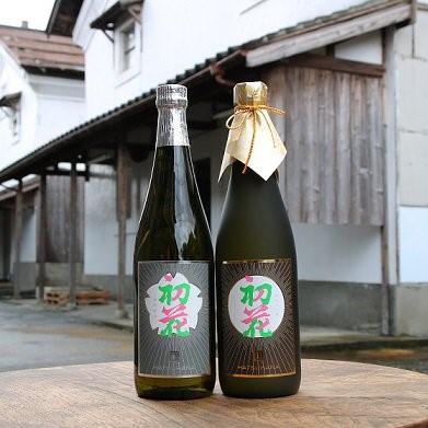 【ふるさと納税】E21 純米大吟醸 初花・特別純米 初花