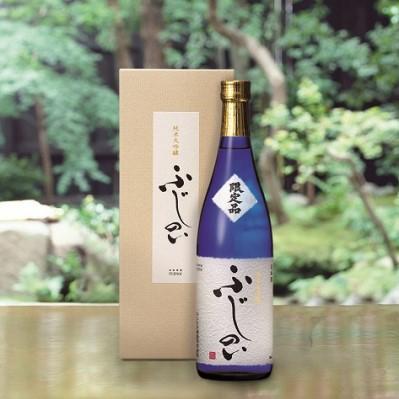 【ふるさと納税】E38 ふじの井 純米大吟醸〈六徳〉