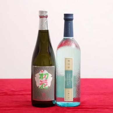 【ふるさと納税】E53 純米酒・吟醸酒セット(菊水×金升)