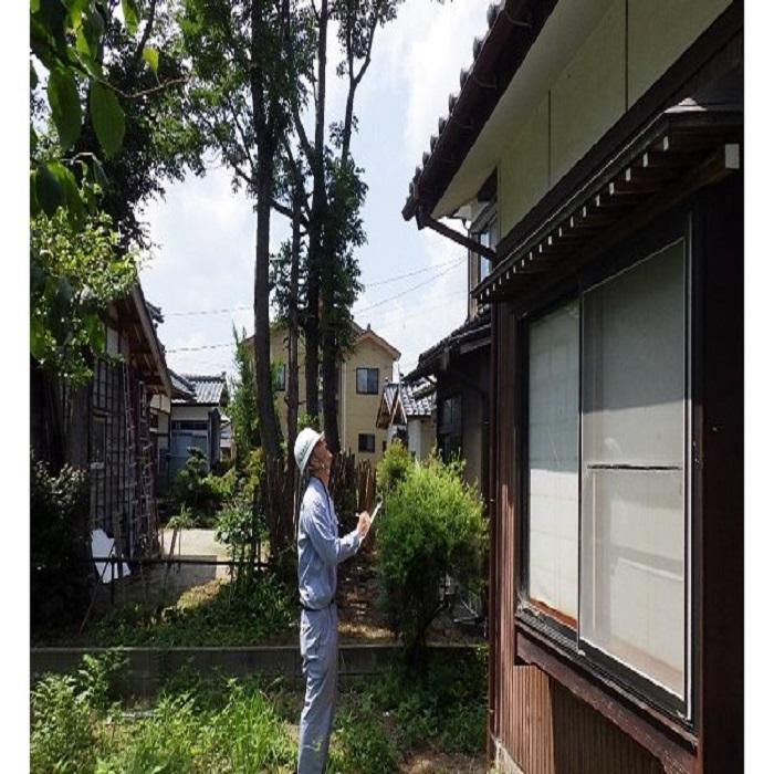【ふるさと納税】I01 空き家管理サービス「ふるさとしばた見張り番」(年2回)