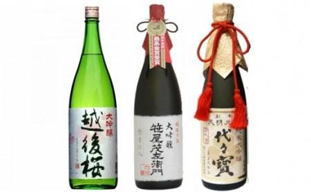 【ふるさと納税】(最高級)地酒のんべえセット