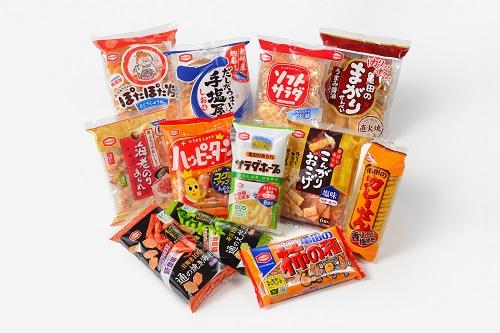 【ふるさと納税】亀田製菓 米菓詰合せセット