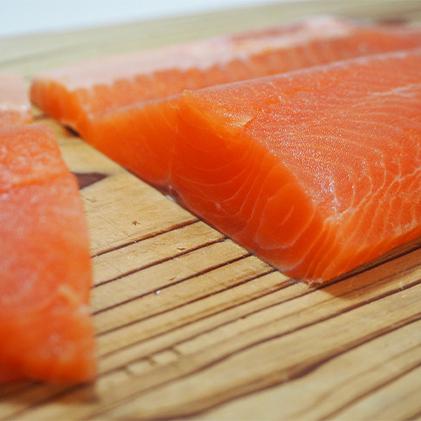 新潟県魚沼市 ふるさと納税 魚沼美雪ます刺身用フィレー 格安 新作通販 魚貝類 ます 鱒