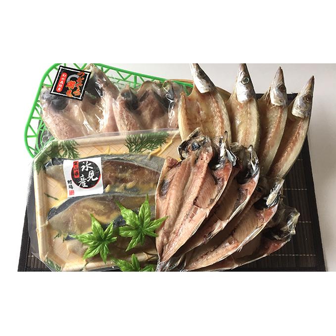 富山県氷見市 ふるさと納税 《ぶり のどぐろ入り》特選氷見産きときと魚一夜干詰合せ 新生活 買収 干物 魚貝類 漬魚