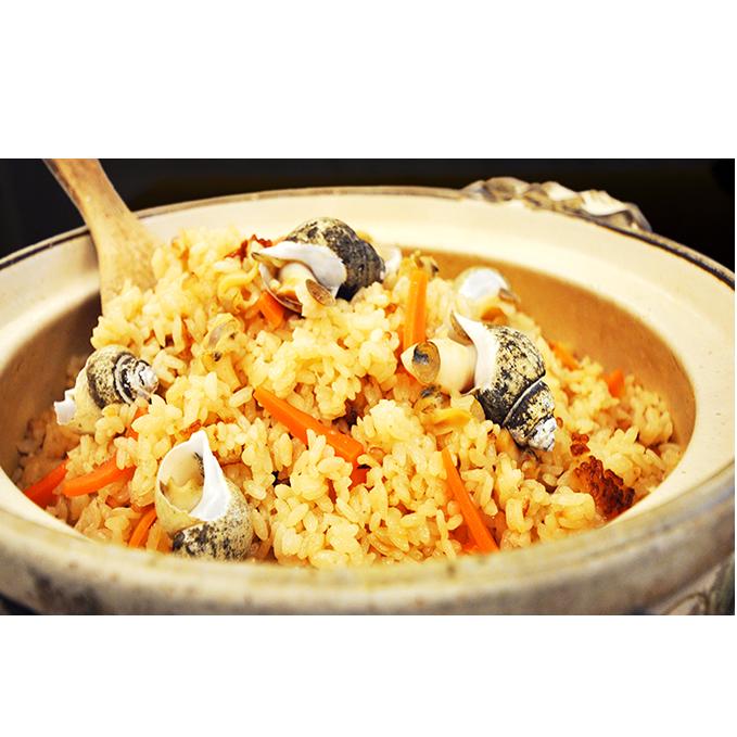 【ふるさと納税】鰤醤仕立てバイ貝入り炊き込みご飯の素3箱セット 【ご飯の素/まぜご飯・たきこみごはん】