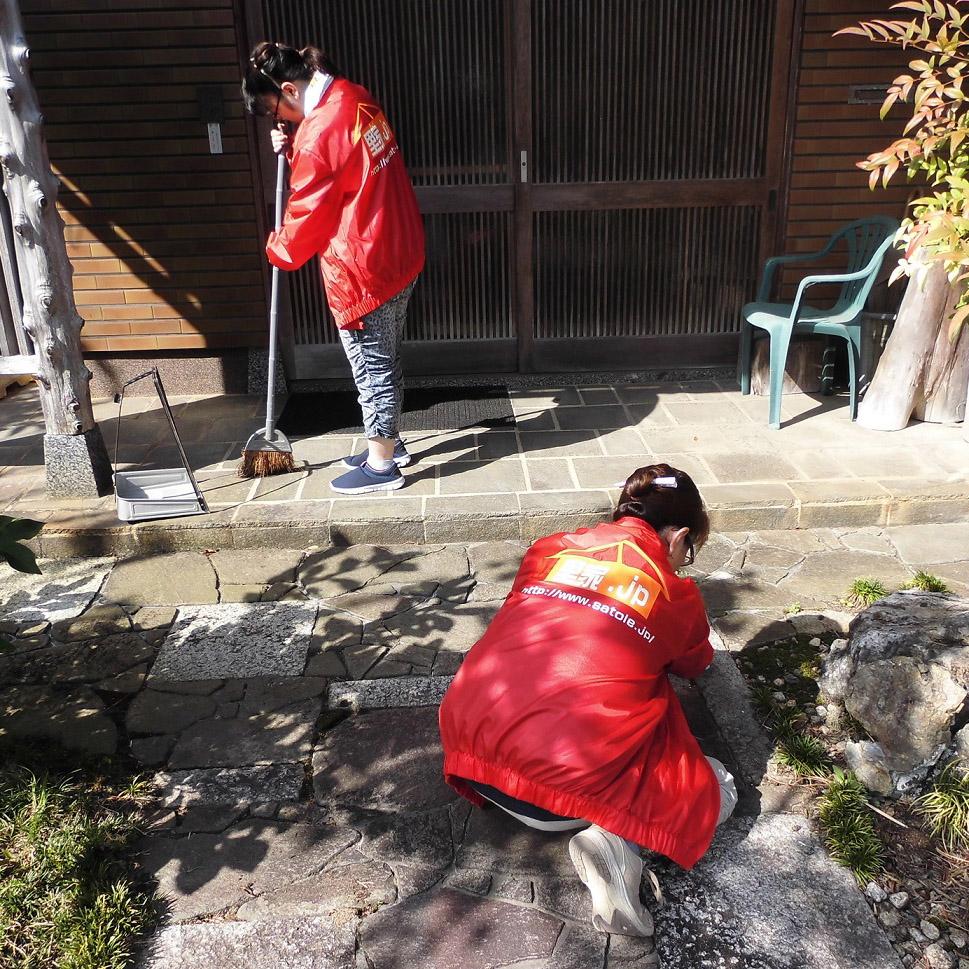 【ふるさと納税】空家管理士による『空き家管理お試しセット』Bコース 清掃 修繕 剪定 草刈