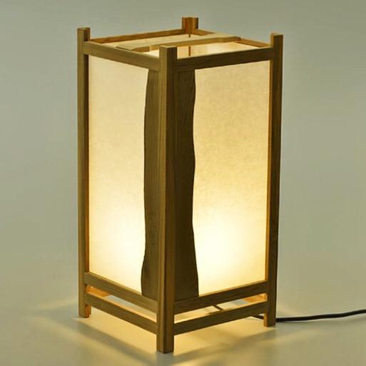 【ふるさと納税】木製 行燈