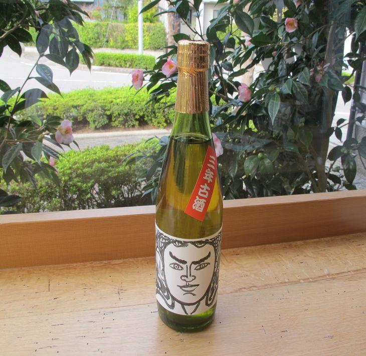【ふるさと納税】能登の地酒 三年古酒(500ml×1本)プレゼント ギフト お祝い