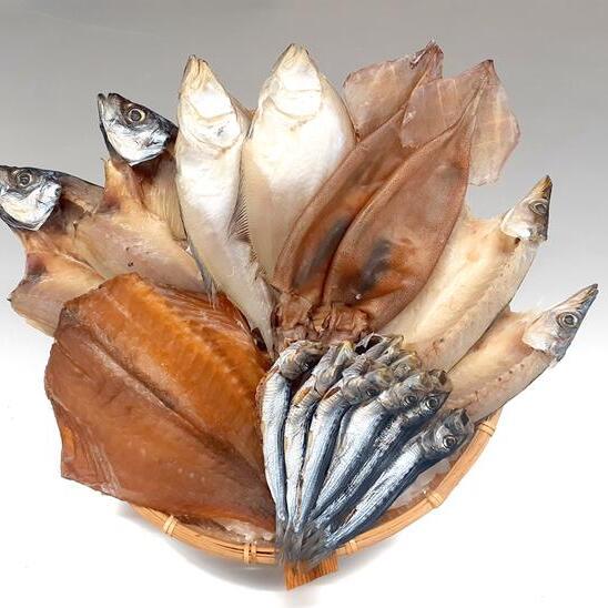 地物魚にこだわり 素材の味を大切に そんな一夜干しです ふるさと納税 アイテム勢ぞろい メーカー再生品 じわもんセット 能登の里干し