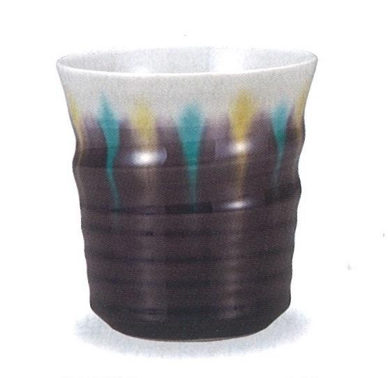 【ふるさと納税】030065. ロックカップ・釉彩(1028)