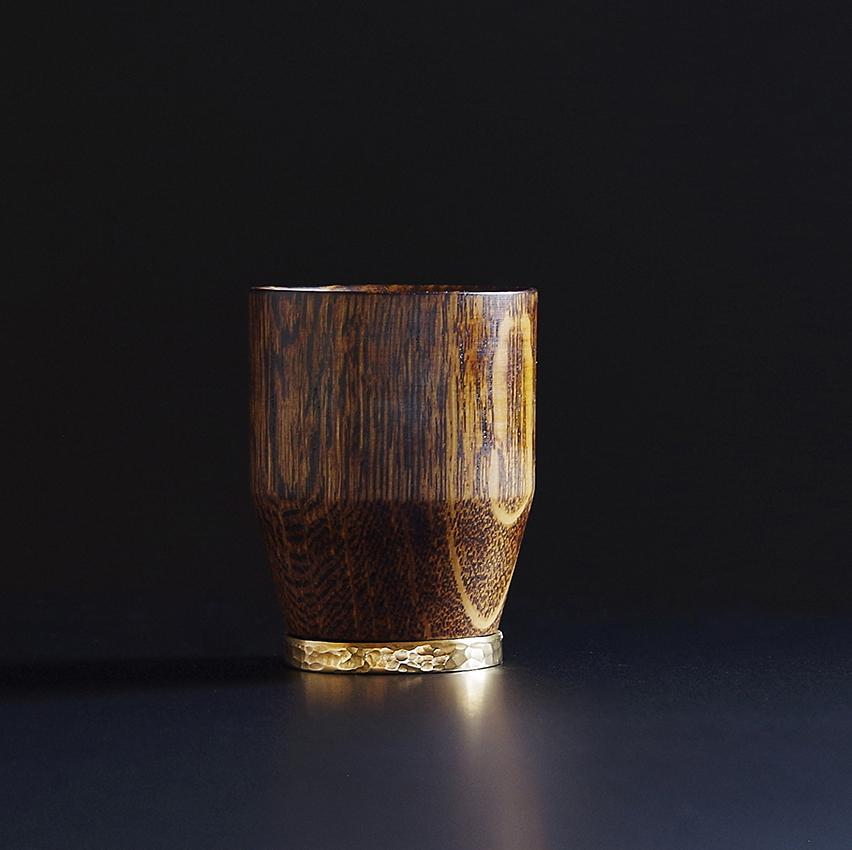 【ふるさと納税】120003. KAGUTSUCHI -mizunara- ウイスキー専用グラス