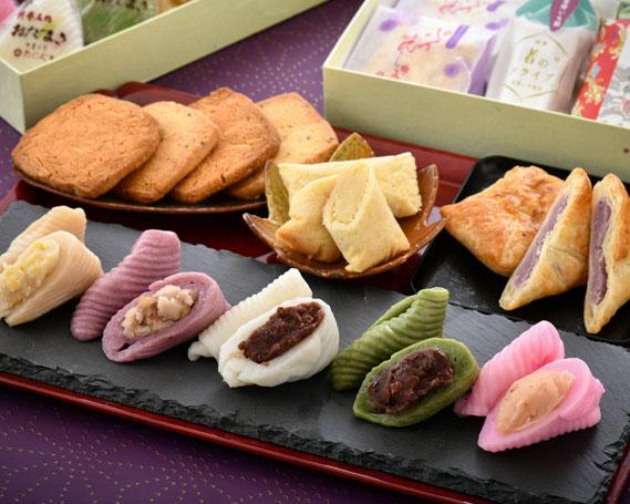 【ふるさと納税】No.017 能登名物おだまきと和菓子の詰合せ