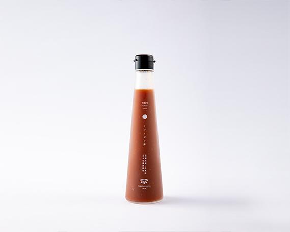 【ふるさと納税】No.105 トマトポン酢 2本 / とまと ぽん酢 調味料 石川県